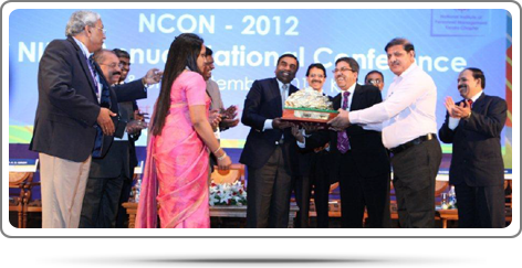 2012 - National Award For Best HR Practices