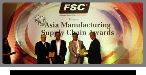 2013 - Reverse Logistics Award
