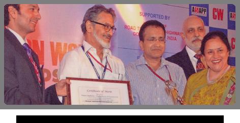 2012 - Construction World Global Awards
