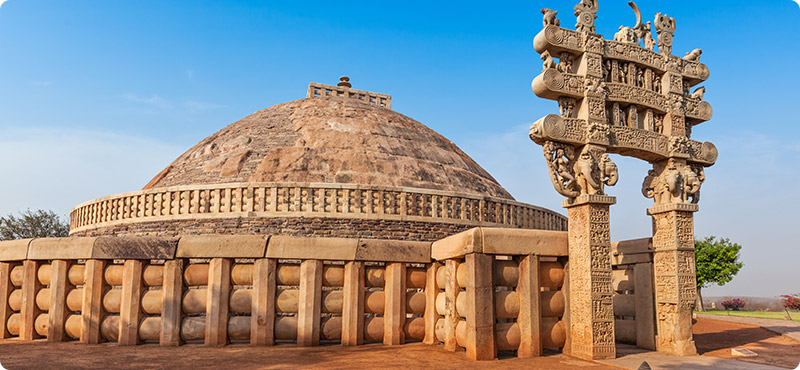 monument-sanchi-madhya-pradesh-india