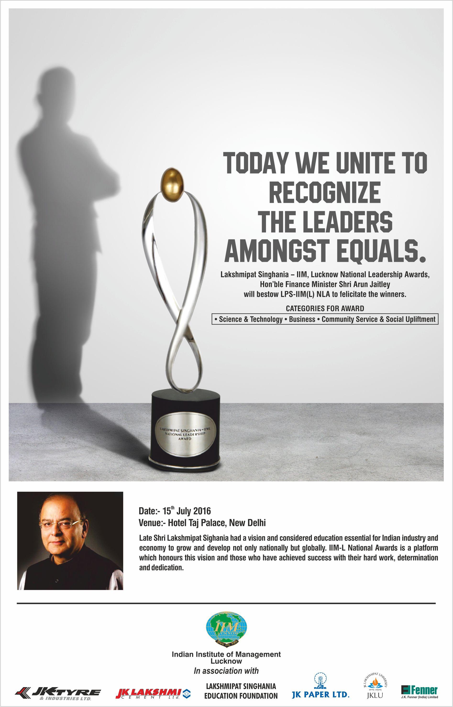 JK Lakshmi IIML Award 02