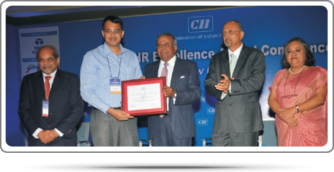 2013 - CII National HR Excellence Awards