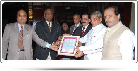 2013 - CERTIFICATE OF EXCELLENCE AWARD