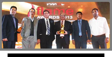 2013 - (RMAI) Flame Awards