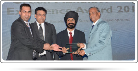 2013 - Manufacturing Excellence Award