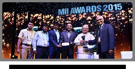 2015 - Make in India Awards 2015