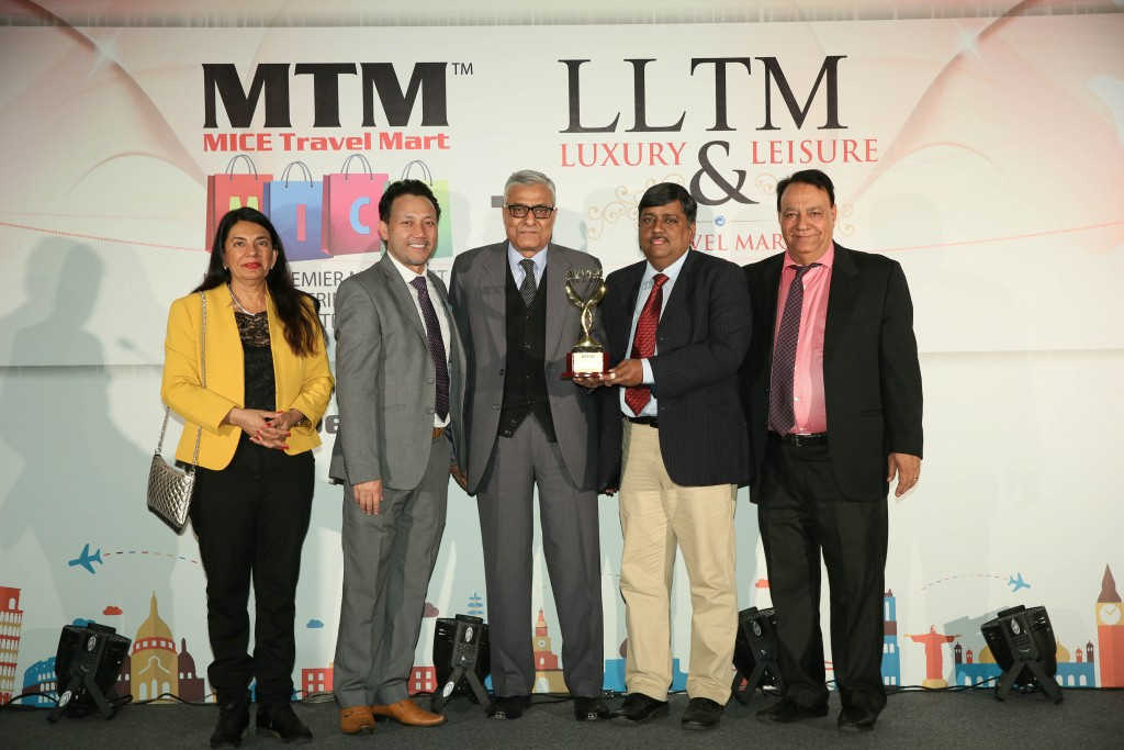 2015 - MTM CORPORATE STAR AWARD